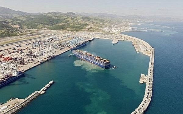 Puerto Tánger Med aumenta 35% el tráfico de vehículos en OPE