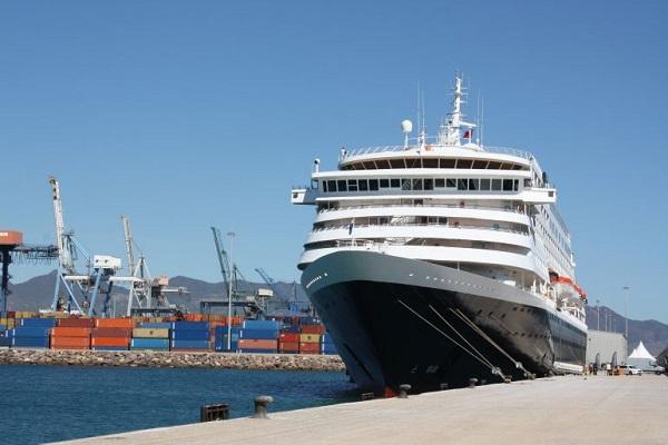 Puerto de Castellón mejora su posicionamiento como escala de cruceros