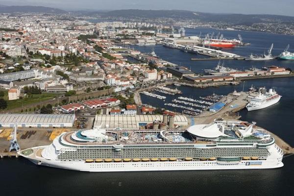 Puerto de Ferrol mueve más de nueve millones de toneladas hasta agosto