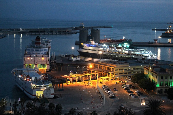 Puerto de Málaga aumenta tráfico de pasajeros y vehículos al finalizar OPE