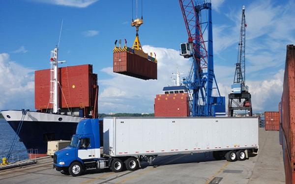 Servicios de transporte de exportación superan las importaciones en segundo trimestre