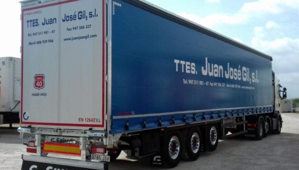 Transportes Juan José Gil