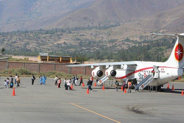 aeropuerto huanuco
