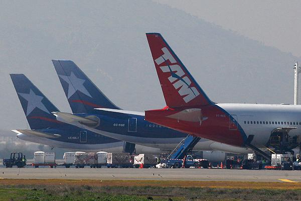 chile aeropuertos