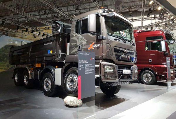 concept truck eléctrico