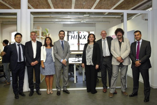 presentacion-thinx-5G-barcelona