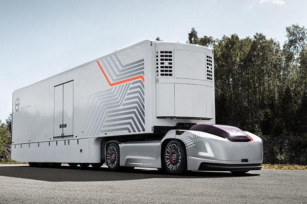 volvo trucks electricos autonomos