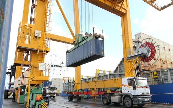 Autoridad Portuaria de Huelva aumenta un 38% tráfico de contenedores hasta agosto