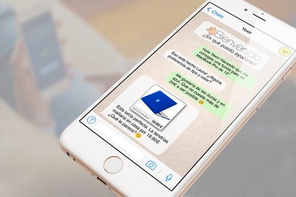 Mensajería instantánea es el medio favorito para resolver dudas antes de comprar