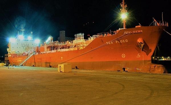 Muelle de Ribera vuelve a manipular tráficos de productos sinérgicos