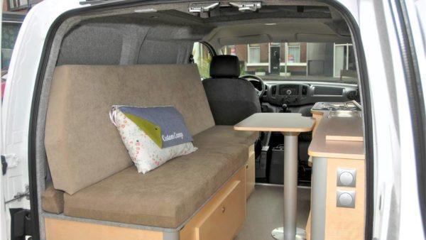 NissanNV200 Camper