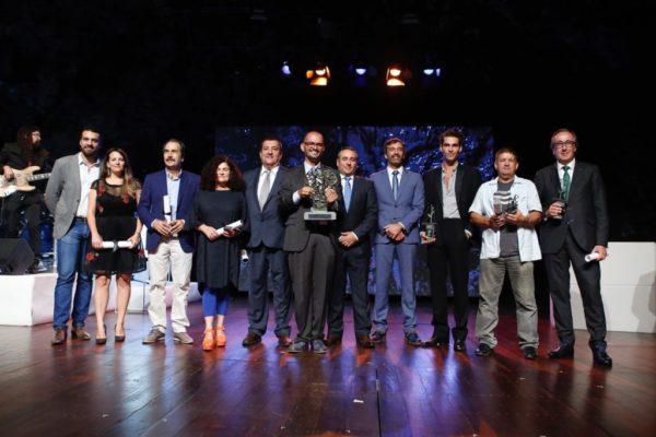 Premios Isla de Lanzarote y Distinguidos del Turismo 2018