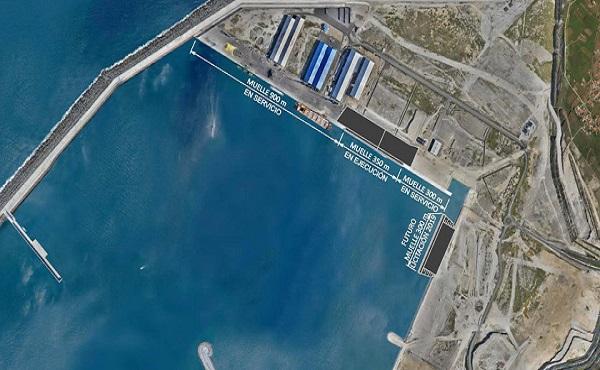 Puerto La Coruña subastará construcción nuevo muelle en Punta Langosteira