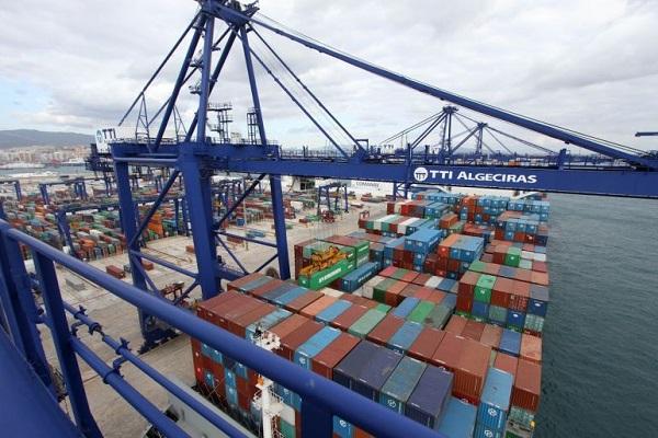 Puerto de Algeciras manipula más de 81 millones de toneladas hasta septiembre