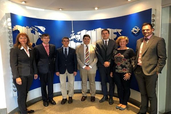 Puerto de Huelva y Koper cooperarán en proyectos comunes para sector refrigerado