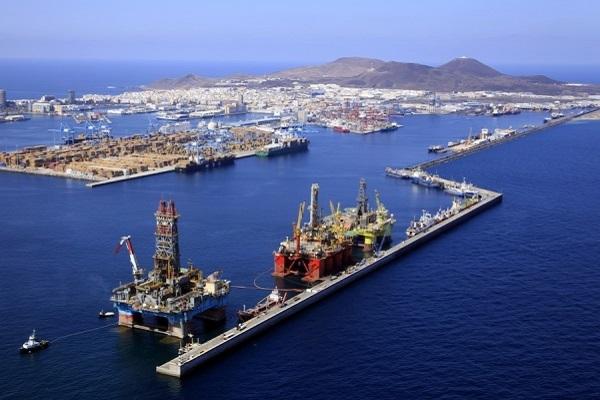 Puerto de Las Palmas comienza segunda fase para prolongar dique Reina Sofía