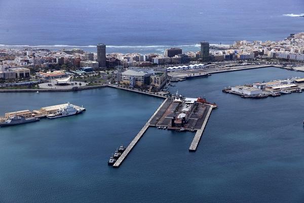 Puerto de Las Palmas comparte su experiencia técnica con enclave de Mauritania
