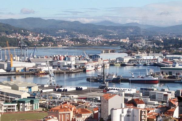 Puerto de Marín instala nuevo sistema para aligerar la exportación de contenedores