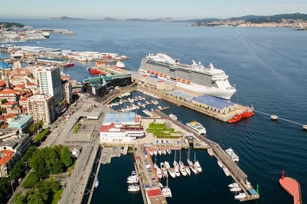 Puerto de Vigo sugiere la amplificación del muelle de Areal