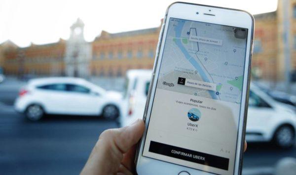 Sevilla Uber