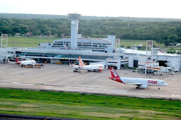 paraguay aeropuerto