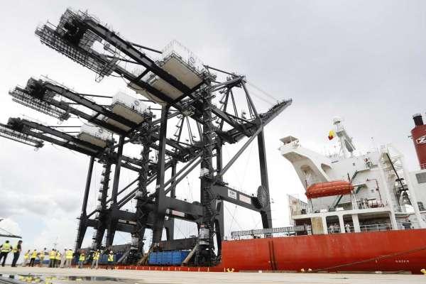 puerto de houston
