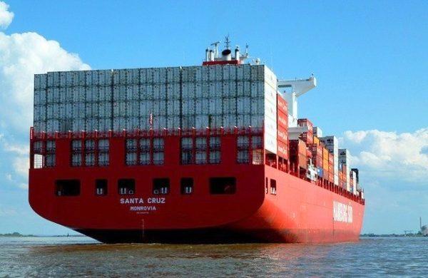 transporte marítimo refrigerado