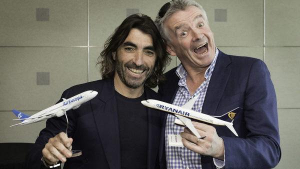 Air Europa y Ryanair