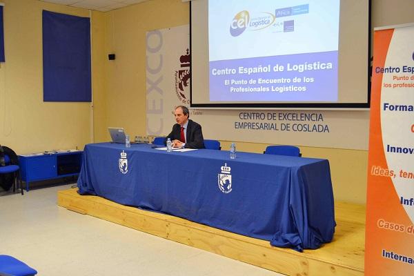 CEL organiza jornada sobre distribución y logística en Murcia