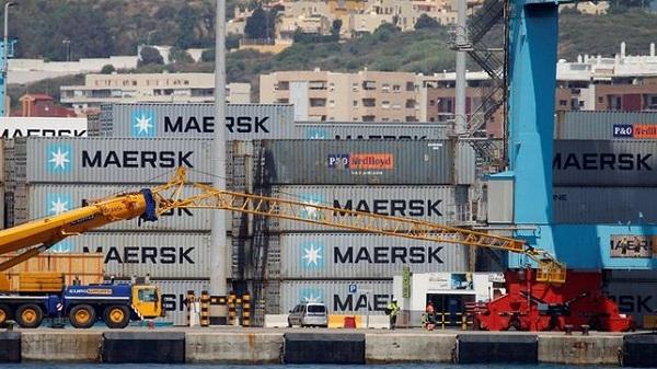 Puerto de Algeciras mueve 90 millones de toneladas entre enero y octubre