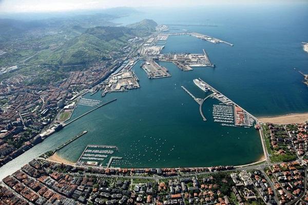 Puerto de Bilbao otorga la pavimentación de los muelles AZ-2 y AZ-3