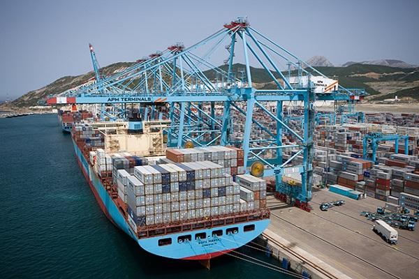 Puerto de Tánger se fortalece con nuevos equipos en terminal Eurogate