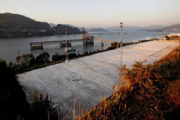 Puerto de Vigo construirá accesos a la explanada de Rande