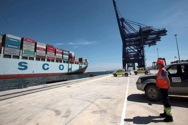Terminales portuarias españolas se congestionan generando retrasos