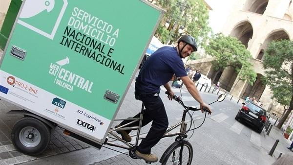 UNO presenta un estudio sobre el reparto urbano sostenible más recomendable