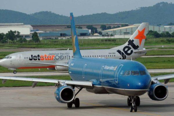 Vietnam Airlines y Jetstar Pacific