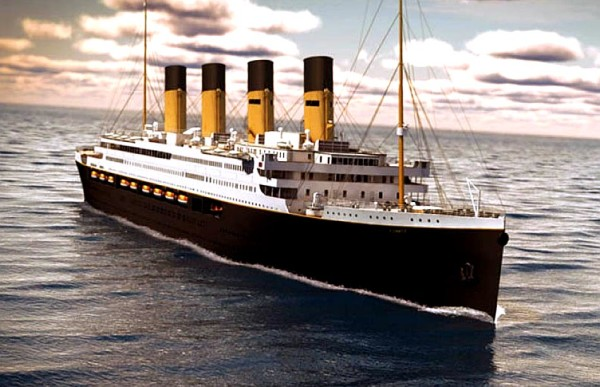 blue star line titanic 2
