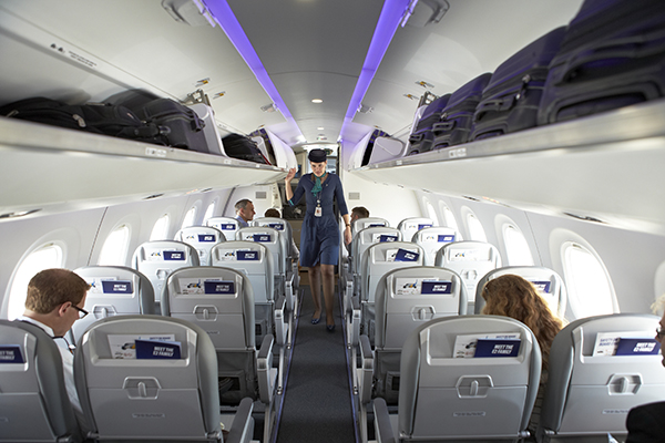 embraer asiento