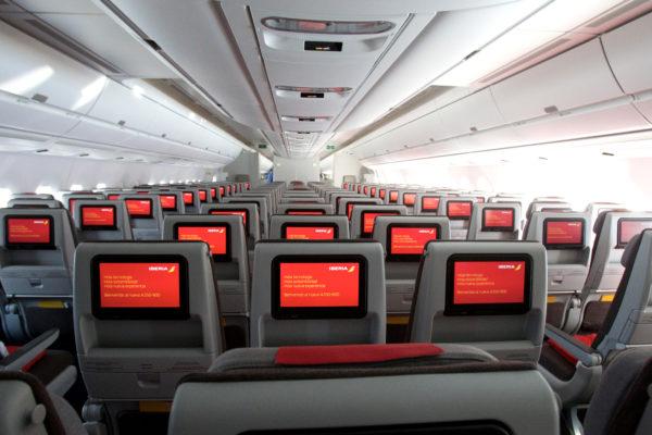 Iberia Airbus 350-900