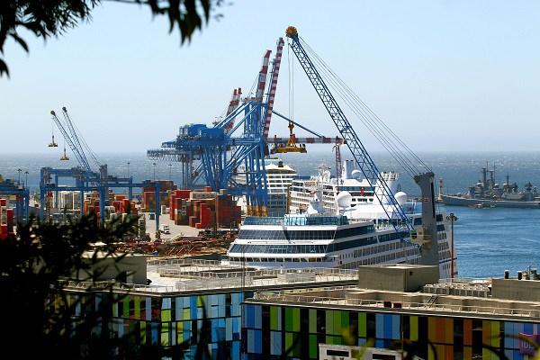 puertos valparaiso