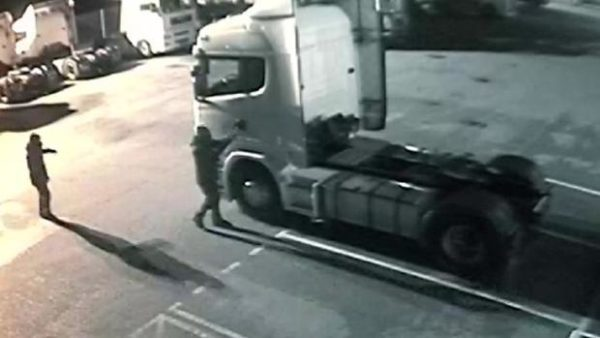 Asalto a camiones