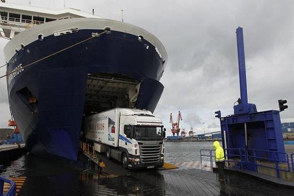 Autopista del mar de Gijón podría retomar su actividad para 2020