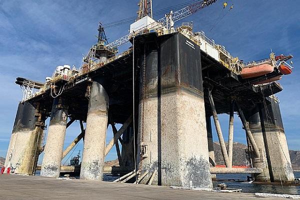 Autoridad Portuaria de Cartagena atenderá una plataforma petrolífera durante tres meses