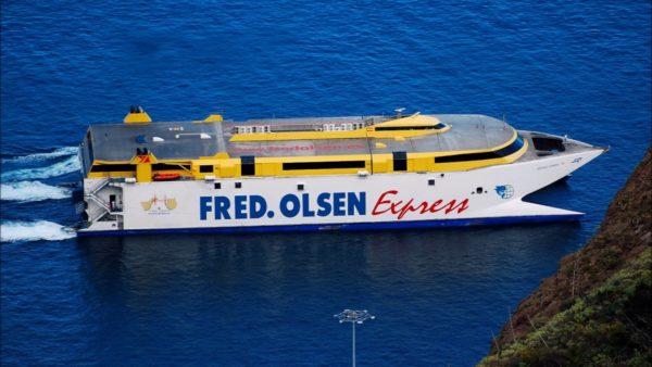 Baleàriay Fred Olsen