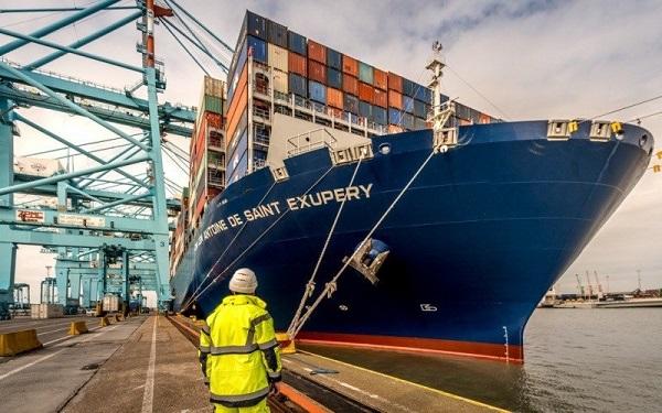 CMA-CGM permitirá hacer reservas online a través de Freightos
