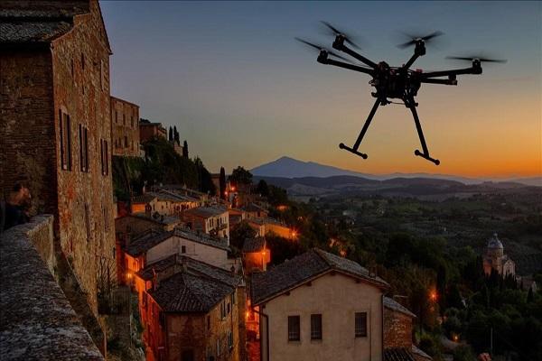 Enaire encabeza un proyecto para experimentar el uso de drones en España
