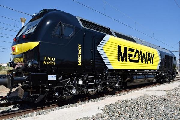 Medway dará cursos de conducción ferroviaria en España para 2019