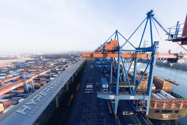 Puerto de Hamburgo incorporará sistema de alta velocidad para transporte de contenedores