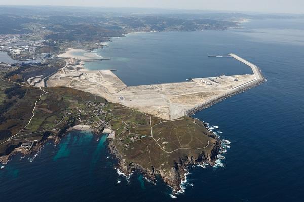 Puerto de La Coruña acepta fondos europeos para obras del Puerto Exterior