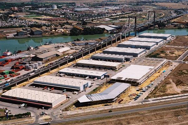 Puerto de Sevilla contará con nueva plataforma de Amazon en recinto ZAL